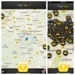 myTaxi: in Berlin top, in kleineren Städten Flop