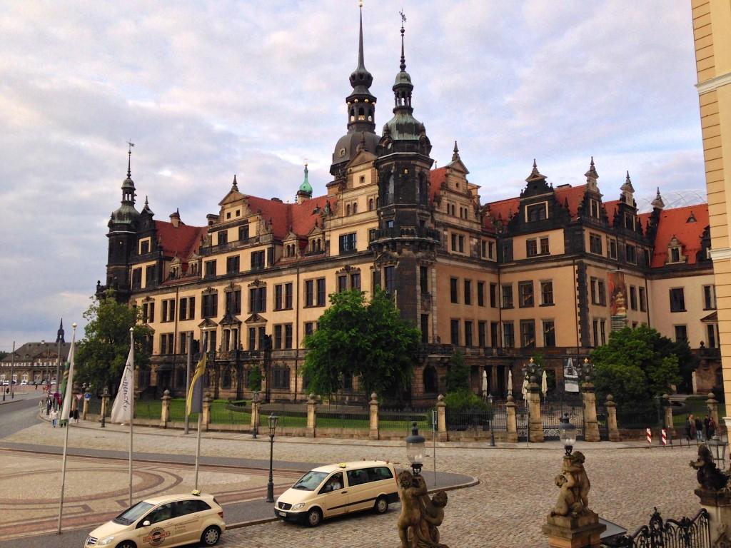 Hotel Taschenbergpalais Kempinski Dresden - Außen (1)