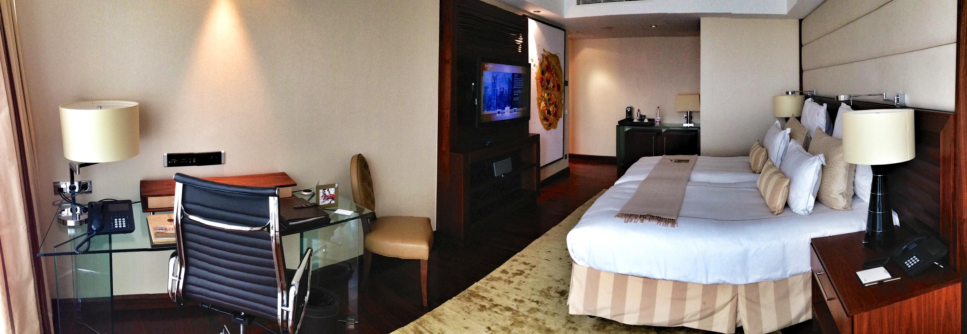 ausprobiert jumeirah frankfurt 1001 nacht in der. Black Bedroom Furniture Sets. Home Design Ideas