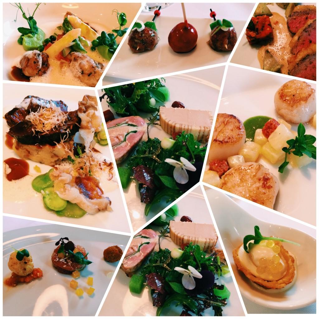 Rübenacker´s Restaurant Kaiser Menü