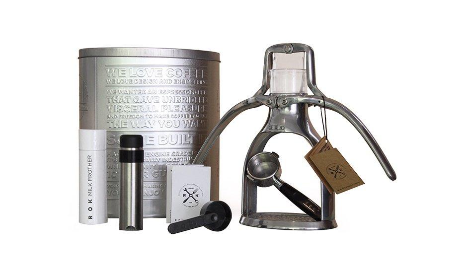 ROK Espressomaschine