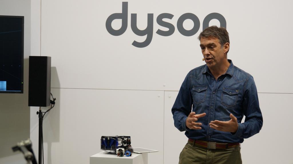 Dyson 360 Eye - Hands-on - 2