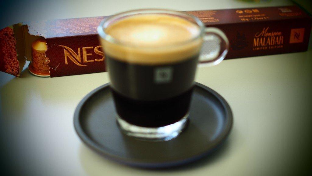 Nespresso Monsoon Malabar Limited Edition