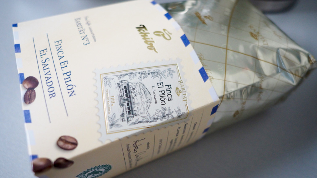 Privat Kaffee Rarität Finca El Pilón