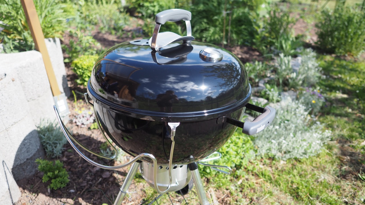 Weber Holzkohlegrill One Touch : Weber grill one touch weber original kettle cm black