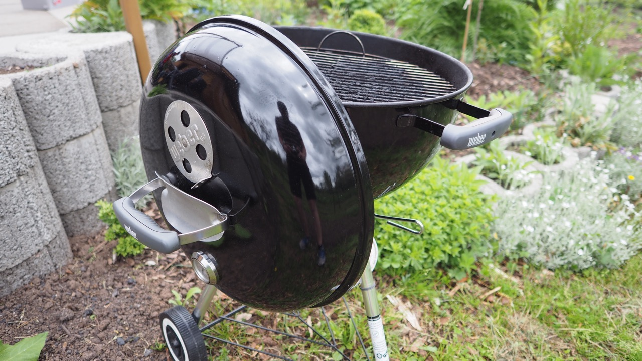Weber Holzkohlegrill One Touch : Amazon weber gold one touch inch kettle grill
