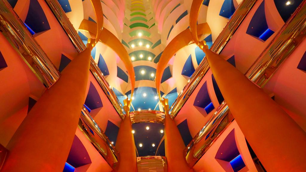 Burj Al Arab - Sky View Bar