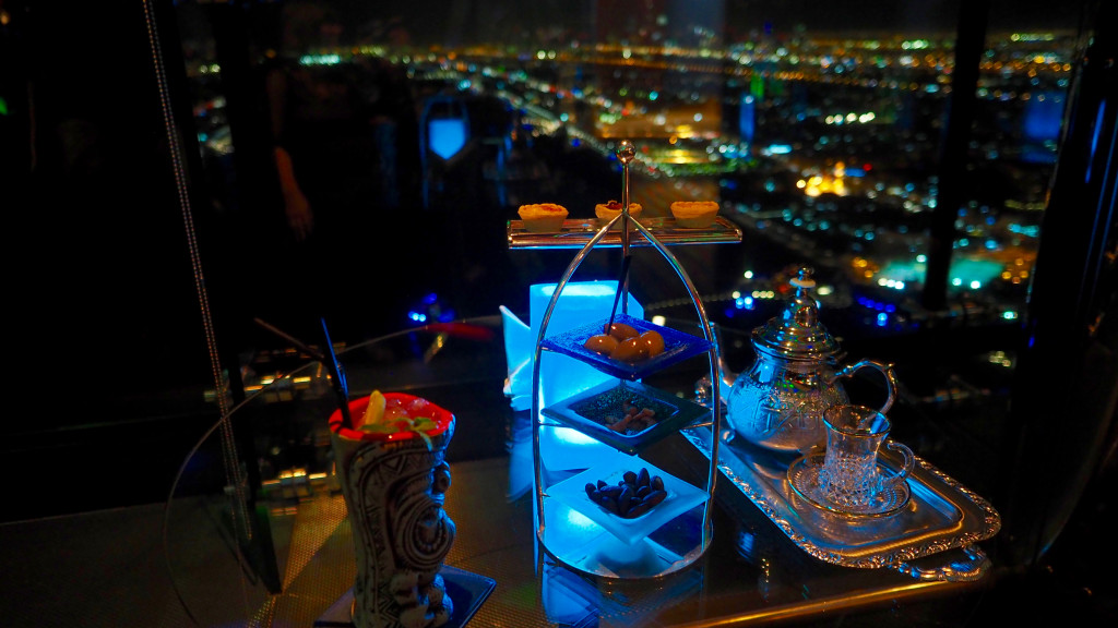 Burj Al Arab - Sky View Bar