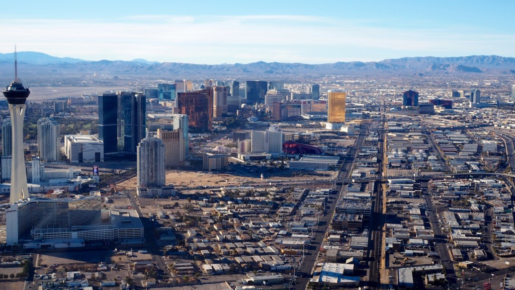 Las Vegas - Grand Canyon - Hubschrauber