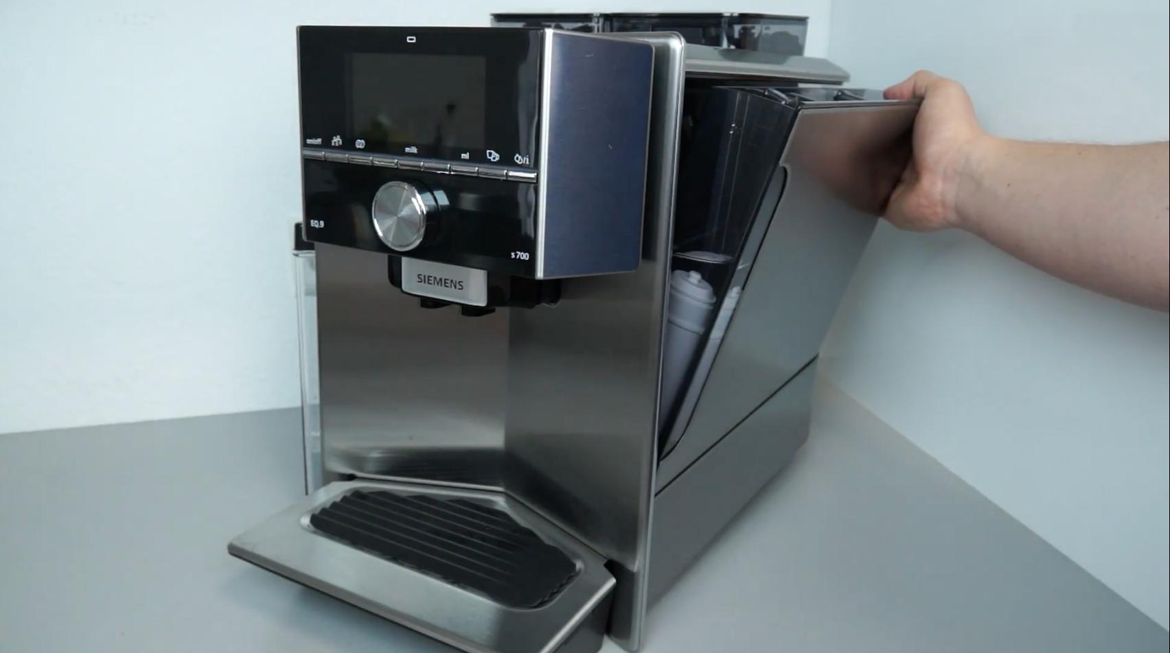 Kaffeevollautomat Siemens Eq 9 S700 Bruheinheit Reinigen Franks Blog