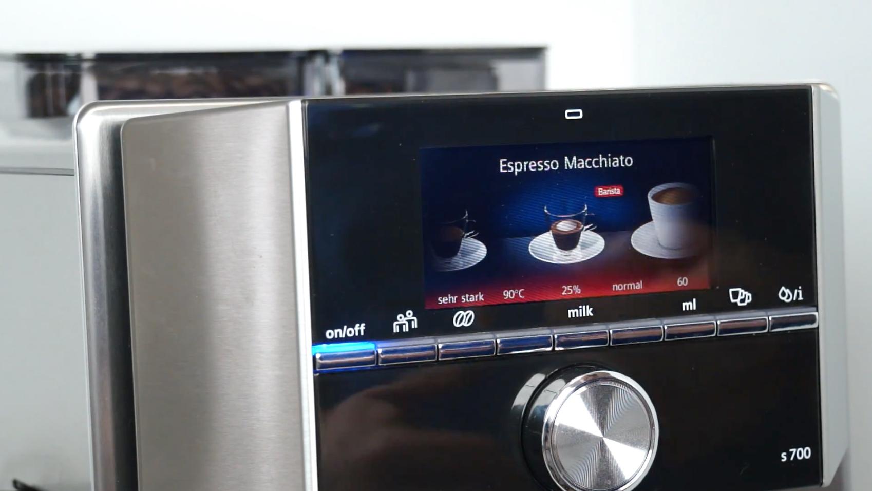 Siemens Kühlschrank Quietscht : Kaffeevollautomat siemens eq s milchsystem reinigen u a franks