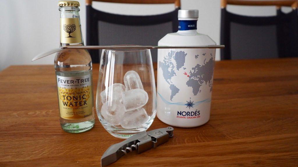 Nordés Atlantic Galician Gin