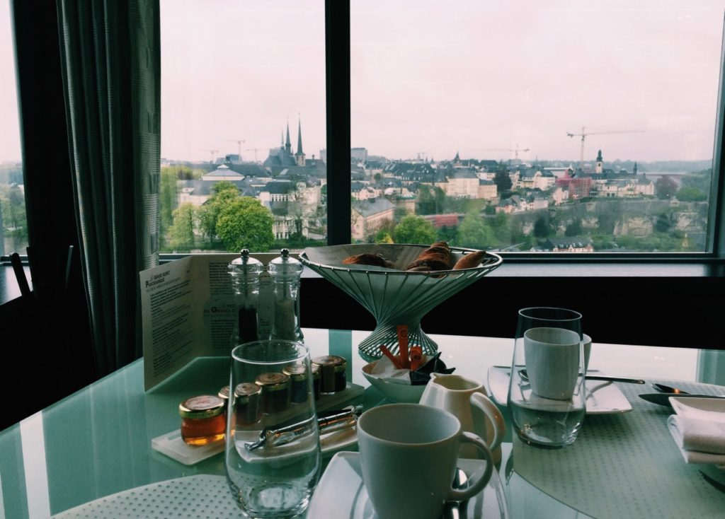 Sofitel Luxembourg Le Grand Ducal - Restaurant