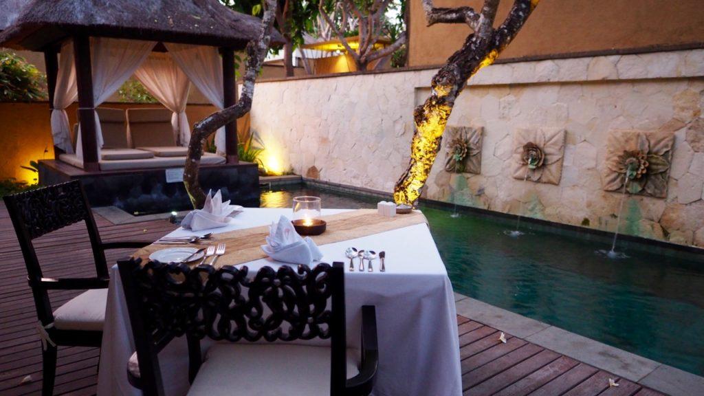 Amarterra Villas Bali Nusa Dua - Essen