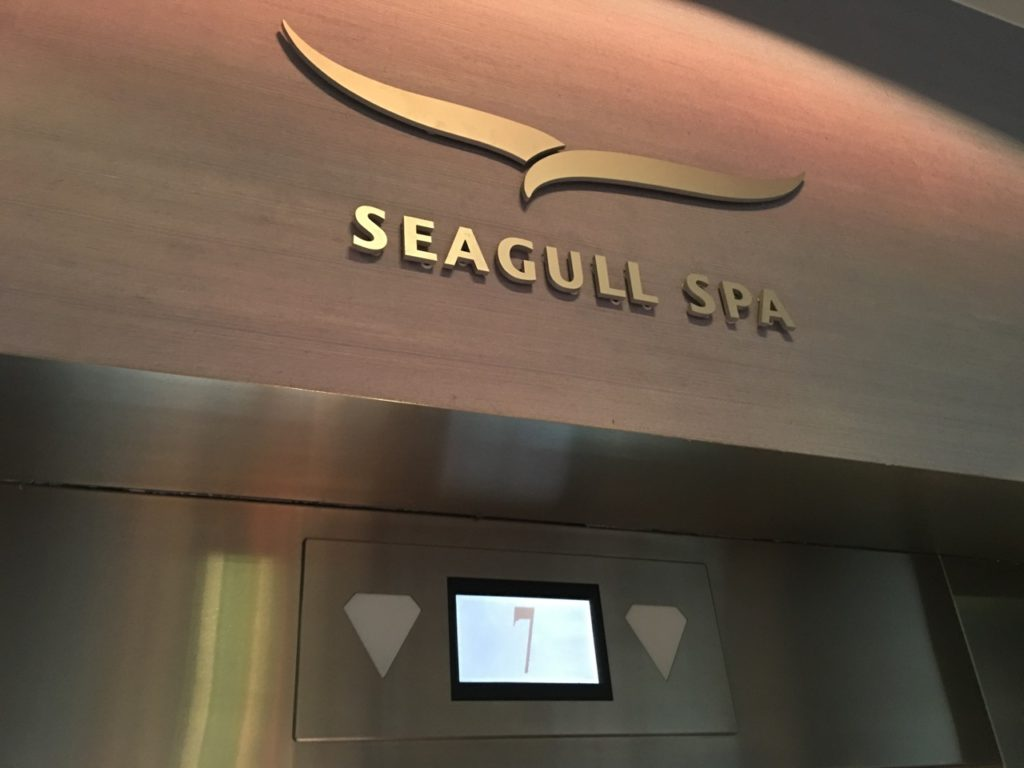 Sofitel Hamburg Alter Wall - Seagull Spa