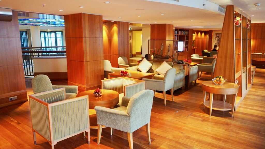 Park Hyatt Hamburg - Club Lounge