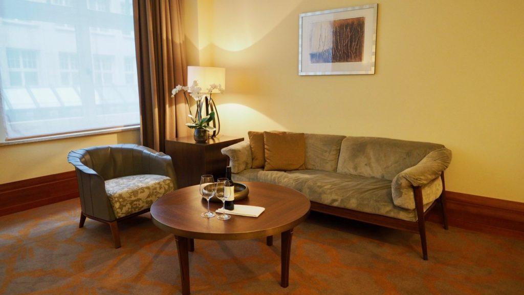 Park Hyatt Hamburg - Park Suite