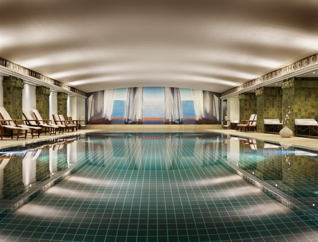 Park Hyatt Hamburg - Pool