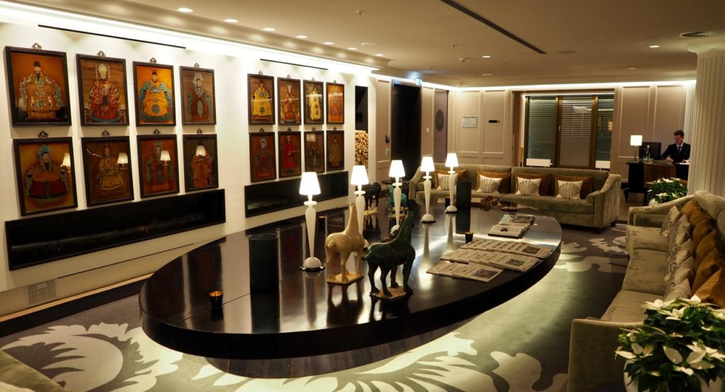 Sofitel Frankfurt Opera - Lobby