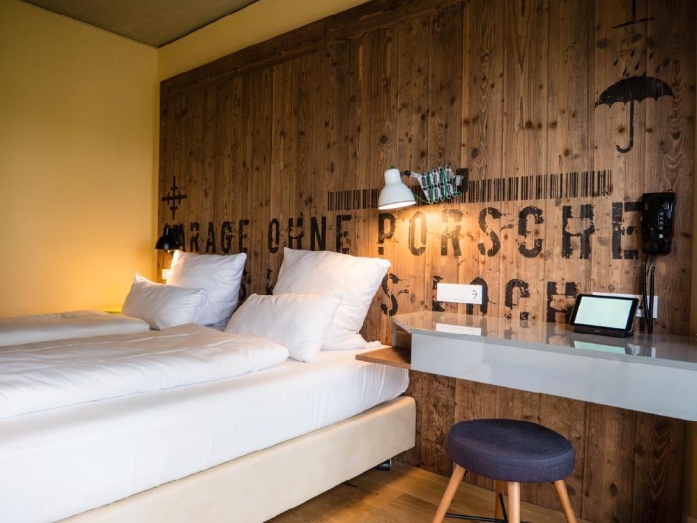 Doppelzimmer im Hotel FREIgeist Einbeck PS.SPEICHER