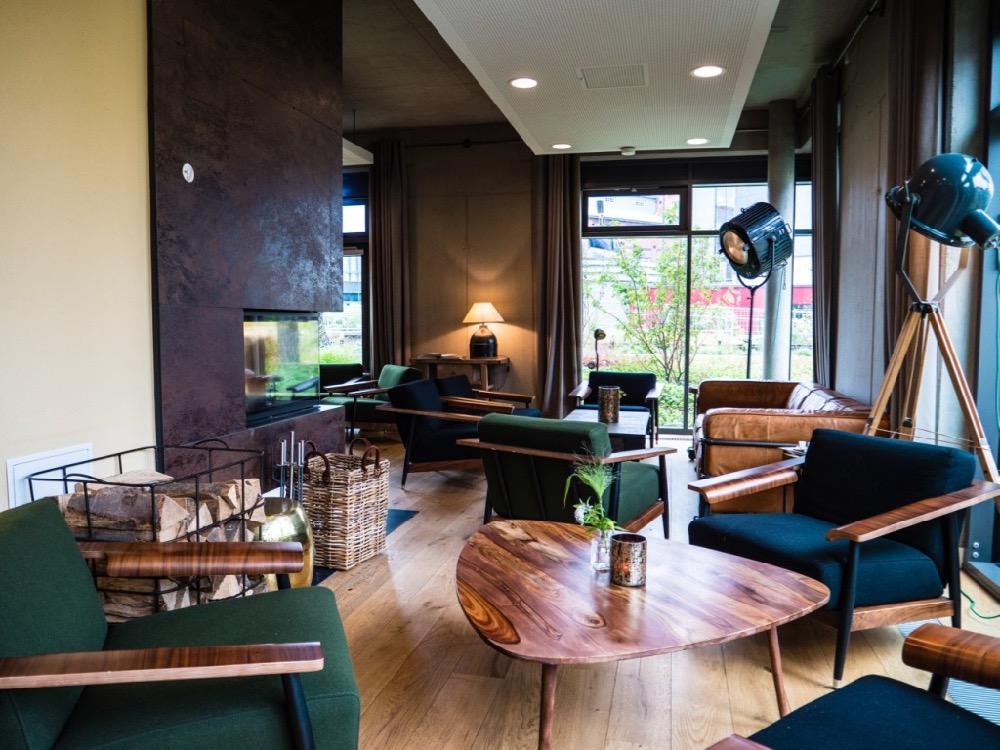 Bar im Hotel FREIgeist Einbeck PS.SPEICHER