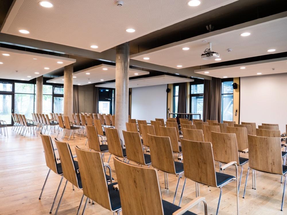 Der große Tagungsraum im Hotel FREIgeist Einbeck PS.SPEICHER