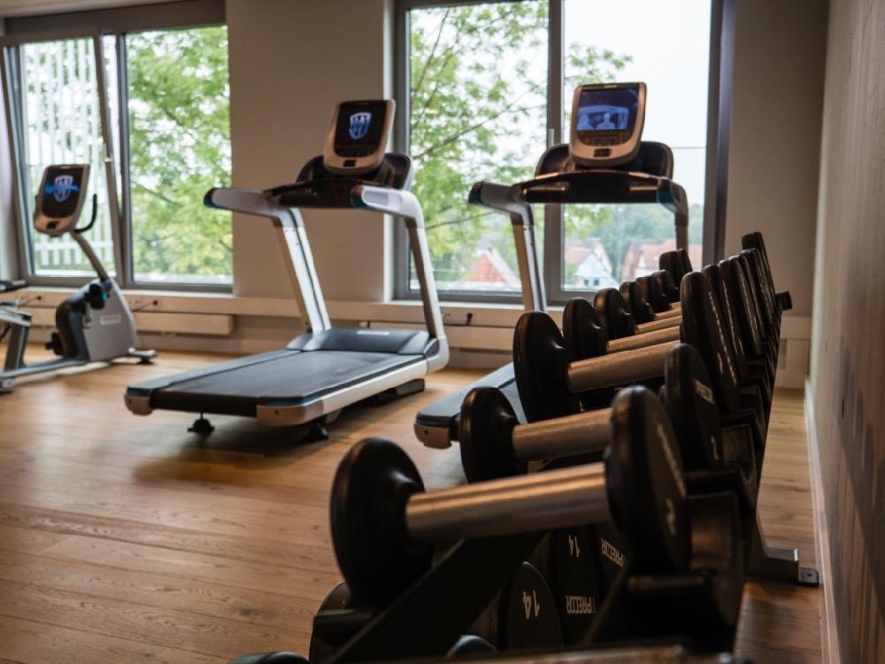 Fitness im Hotel FREIgeist Einbeck PS.SPEICHER
